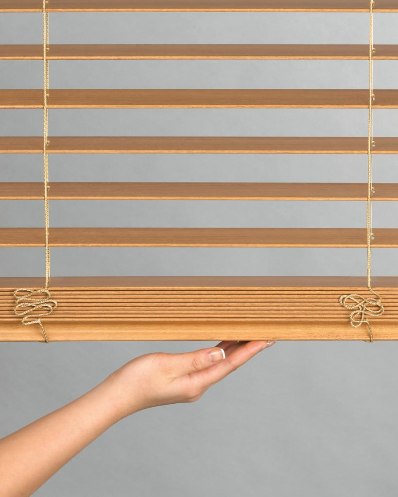 Faux Wood Blinds New York City