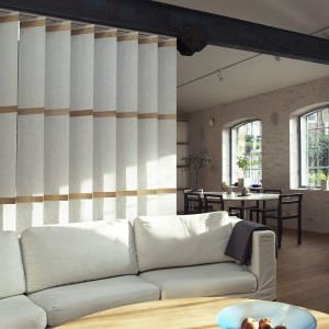 Sliding Panel Blinds The Shade Company 2