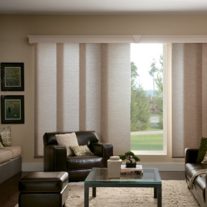 Sliding Panel Blinds The Shade Company 3
