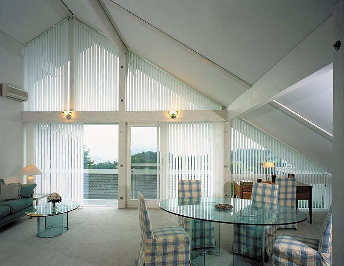 High Quality Vertical Blinds For Your New York View