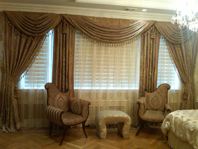 NYC Custom Made Drapery & Curtains The Shade Company 1