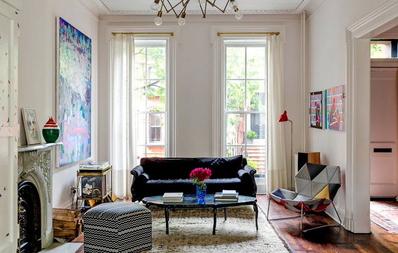 Choosing Window Treatments for a Brooklyn Apartment | The ...