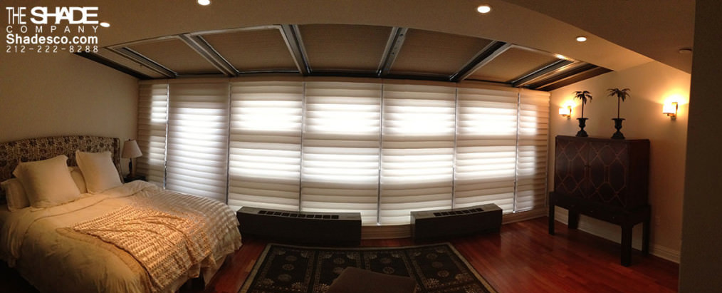 The Best Window Treatments for Skylights The Shade Company