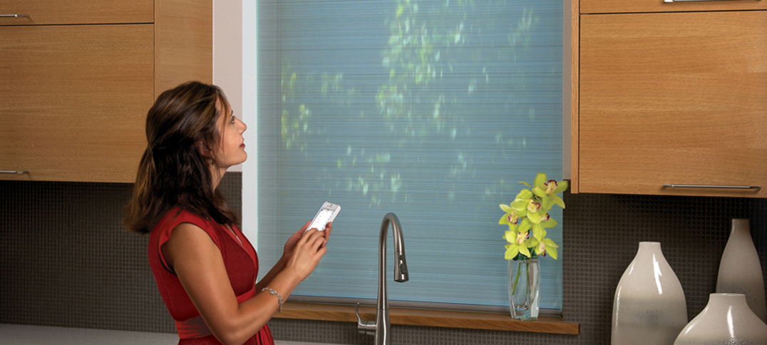How to Control Window Treatments With Your Phone The Shade Company