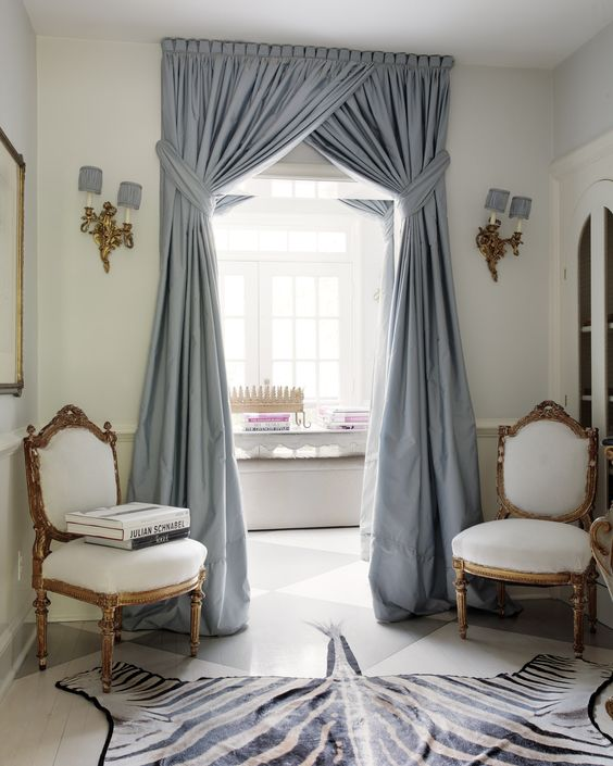 The Best Traditional Drapery Styles The Shade Company
