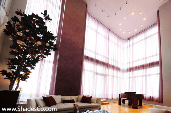 Make Your Room Look Expensive With Custom Drapery The Shade Company