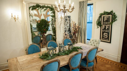 The Best Window Treatments For a Brooklyn Brownstone The Shade Company 1